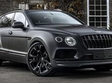 Chiếc Bentley Bentayga độ màu đen tuyền từ trong ra ngoài cực độc này có giá 5,1 tỷ Đồng