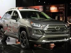 Toyota RAV4 TRD Off-Road 2020 - Crossover không ngại đường xấu