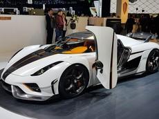 Hoàng tử Ả Rập khoe siêu xe triệu đô cực hiếm Koenigsegg Regera với tuỳ chọn Ghost Package