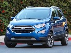 Hút khách đầu xuân, Ford EcoSport tiếp tục được giảm giá 40 triệu đồng
