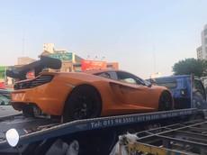 Tậu siêu xe dành cho đường đua McLaren MP4-12C GT3, giới mê xe Việt Nam khâm phục độ chịu chơi của đại gia Campuchia