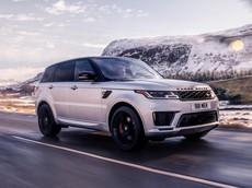 Land Rover vén màn SUV mới có tên Range Rover Sport HST 2019