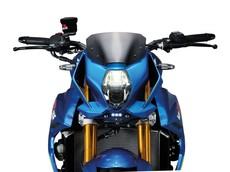 """Cận cảnh naked bike 1000cc hoàn toàn mới của Suzuki, đối thủ của """"huyền thoại"""" Z1000 và CB1000R"""