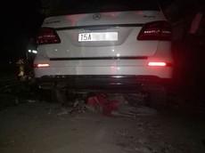 Nghệ An: Mercedes-Benz GLS gây tai nạn liên hoàn khiến 3 người phụ nữ thương vong