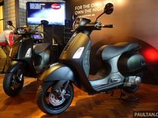 Xe ga do Việt Nam lắp ráp xuất khẩu sang Malaysia được bán với giá cao