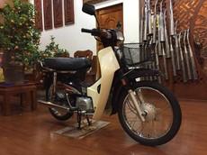 Chiêm ngưỡng Honda Dream Thái đời 2002 mới chạy 31 km trị giá 8 cây vàng tại Hà Nội
