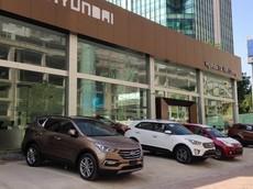 """Điểm bán hàng """"đội lốt"""" đại lý Hyundai chính hãng vẫn ngang nhiên hoạt động"""