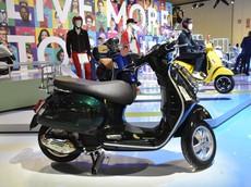 Vespa GTS 300 HPE - mẫu Vespa mạnh nhất được chính thức bán ra với mức giá 7000$ tại châu Âu
