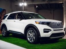 Ford Explorer 2020 - SUV cỡ lớn sẽ về Việt Nam trong tương lai  - có giá bán hấp dẫn
