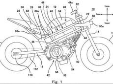Kawasaki phát triển mô tô điện làm mát bằng dầu