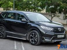 Khởi động năm mới, Honda CR-V bán hơn 2.800 xe trong tháng 1/2019