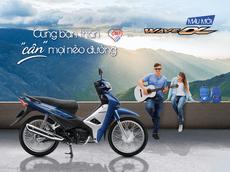 Xe máy Honda bán chạy, tăng trưởng nhẹ trong tháng 1