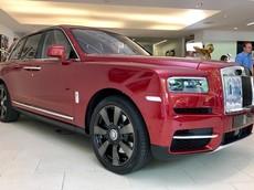 Mẫu Cullinan bán chạy đến mức Rolls-Royce không theo kịp nhu cầu người mua