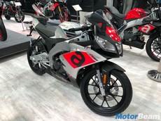 Aprilia RS 150 và Tuono 150 sẽ ra mắt nhằm cạnh tranh với KTM và Yamaha