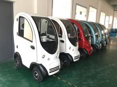 Ô tô điện Trung Quốc có giá chỉ 40 triệu đồng thu hút người dùng Việt