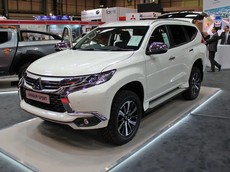 Mitsubishi Pajero Sport phiên bản 2 chỗ - Lựa chọn lý tưởng cho người mua xe để kinh doanh