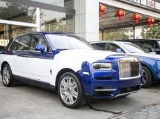 Rolls-Royce Cullinan sẽ về Việt Nam trong năm nay đã có chiếc thứ 4 xuất hiện ở Campuchia