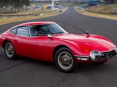 10 mẫu xe ô tô Nhật Bản đã thay đổi thế giới (P1)