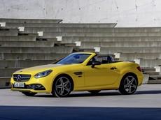 """Mercedes-Benz SLC Final Edition - Phiên bản đặc biệt cuối cùng chấm dứt """"thời đại"""" SLC"""