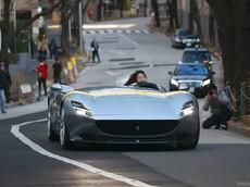 Ferrari Monza SP1 siêu đắt đỏ lần đầu tiên đến thị trường châu Á