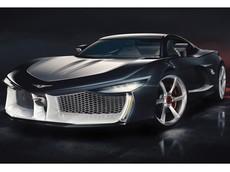 Hispano SuizaMaguari HS1 GTC - Siêu xe 1.070 mã lực mới toanh chế tạo từ Lamborghini Huracan