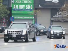 Limousine bọc thép mới của Tổng thống Mỹ Donald Trump không được đưa sang Việt Nam, vẫn là The Beast cũ