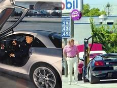 Không như các Tổng thống khác, ông Donald Trump từng có bộ sưu tập siêu xe rất đáng nể