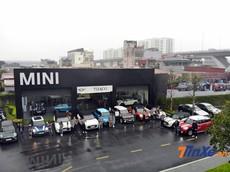 Dàn xe MINI tập trung du xuân 2019