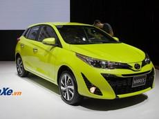 Tháng 1/2019, Toyota Yaris bất ngờ bán chạy nhất phân khúc
