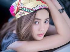 Tim đập loạn nhịp trước người đẹp Thái Lan bên Mazda mui trần