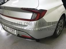 """Hyundai Sonata 2020 rò rỉ """"ảnh nóng"""", lột xác về thiết kế ngoại thất so với thế hệ cũ"""