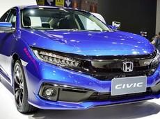 Honda Civic 2019 sắp ra mắt Việt Nam bị cắt 1 bản 1.5L, thay bằng bản 1.8L mới