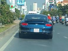 """Bentley Continental GT 2018 hơn 25 tỷ đồng đầu tiên tại Việt Nam """"làm dâu"""" ở Sài thành"""