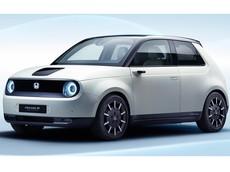 """Honda e Prototype - Xe điện đô thị cực """"cute"""" sẽ ra mắt ở Triển lãm Geneva 2019"""