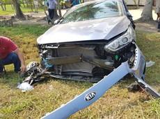 Kia Cerato 2019 nát bét đầu tại Tây Ninh, cư dân mạng thắc mắc vì sao túi khí không bung