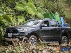 4 công nghệ an toàn chủ động đáng tiền của Ford Ranger Wildtrak Bi-Turbo