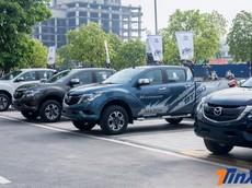 Lệ phí trước bạ của ô tô bán tải sẽ chính thức tăng từ tháng 4 tới
