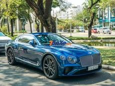 Ngày 8/3, chiêm ngưỡng Bentley Continental GT 2018 hơn 1,1 triệu đô la của nữ doanh nhân quận 7
