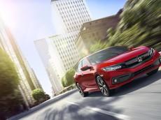 Không chờ đến tháng 4, Honda Việt Nam vén màn Civic 2019 với phiên bản RS mới