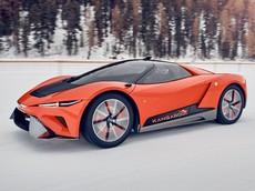 """GFG Style Kangaroo - """"Hyper SUV"""" với 483 mã lực, gia tốc 0-100 km/h trong 3,8 giây"""