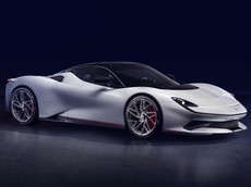 Pininfarina Battista - Siêu xe điện mạnh hơn cả Bugatti Chiron chính thức lộ nguyên hình