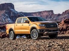 Ford Ranger 2019 mạnh mẽ hơn phiên bản cũ nhờ gói nâng cấp Hennessey
