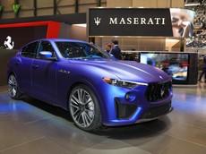 """Maserati Levante Trofeo Launch Edition ra mắt - SUV hạng sang hàng hiếm có thể dành cho Minh """"Nhựa"""""""
