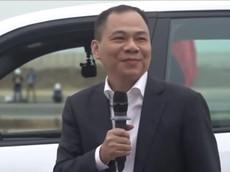"""Từ tỷ phú Phạm Nhật Vượng đến """"Nữ tướng"""" VinFast đều tuyên bố đổi xe sang nhập khẩu đang sử dụng sang hàng nội địa VinFast"""