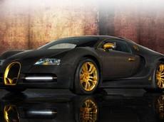 8 chiếc xe ô tô siêu đắt giá được dát vàng và các kim loại quý khác