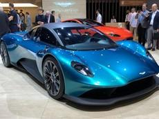Aston Martin Vanquish Vision Concept - Hình ảnh xem trước cho đối thủ của McLaren 720S và Ferrari F8 Tributo