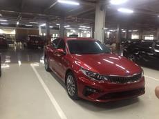 Kia Optima 2019 có mặt tại đại lý Việt Nam với một số nâng cấp nhẹ