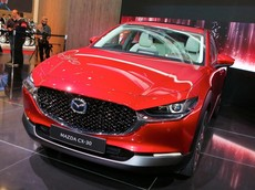 Lý do khiến hãng Mazda dùng cái tên CX-30 thay vì CX-4 cho mẫu crossover hoàn toàn mới