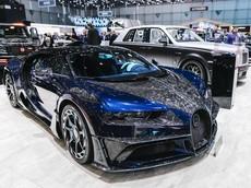 """Bugatti Chiron Centuria - """"Nhạc trưởng"""" của Mansory tại triển lãm Geneva 2019"""