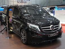 """Mercedes-Benz V-Class Treasure Edition - Mẫu xe van siêu sang phù hợp cho một """"ông vua"""""""